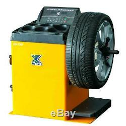 1.5 HP 806-112A 70D Tire Changer Wheel Balancer Machine Combo Rim Clamp 14-28