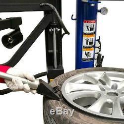 +1.5 HP Automatic Tire Changer Wheel Changers Machine Rim Balancer Combo 960 680