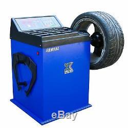 1.5 HP Automatic Tire Changer Wheel Changers Machine Rim Balancer Combo 960 680