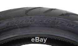 120/60-17 180/55-17 Set Pirelli Angel ST Sport Bike Tire 180/55ZR17 120/60ZR17