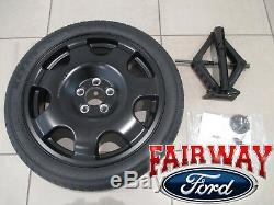 15 thru 19 Mustang OEM Genuine Ford Spare Wheel Tire Kit with Jack & Wrench NEW