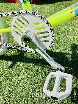 1987 Dyno Detour D-tour / Compe W GT Tires Oldschool bmx Bike like GT Performer