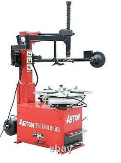 2.0HP Tire Changer Wheel Changers Machine Balancer withLaser Rim 28Clamp Combo