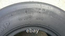 2 16X6.50-8 6-Ply 170/60-8 5-Rib Deep TT Vredestein V61 Hay European Designed