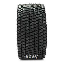 2 24x12.00-12 8 Ply Super Turf Mower Tires 24x12-12 Lawn 1710 lbs