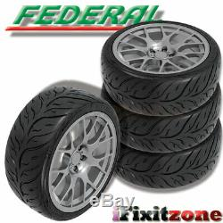 2 Federal 595RS-RR 275/35ZR19 96W Extreme High Performance Racing Summer Tire