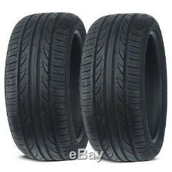 2 Lionhart LH-503 245/40ZR18 97W XL All Season High Performance A/S Tires