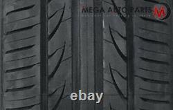 2 Lionhart LH-503 255/45ZR18 99W All Season High Performance A/S Tires