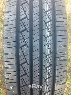 2 NEW 225/75R16 CrossWind L780 Tires 225 75 16 2257516 R16 10ply Light Truck