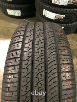 2 New 215 55 17 Pirelli Pzero All Season Tires