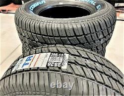 2 New Cooper Cobra Radial G/T 275/60R15 107T A/S All Season Tires