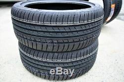 2 New Cosmo MM 235/35R19 ZR 91Y XL All Season Performance Tires