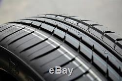 2 New Cosmo MM 275/40ZR20 275/40R20 106Y XL All Season Performance Tires