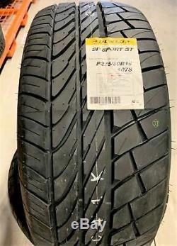 2 New Dunlop SP Sport GT 275/60R15 107S Tires