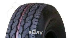 2 New Free Country Trailer Tires ST225/75D15 225 75 15 H78-15 Bias 8PR LRD 11022
