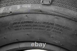 (2) New Front 24X8-12 MASSFX Grinder ATV TIRES SET HONDA RANCHER 4X4 350 420