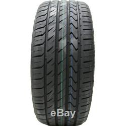 2 New Lexani Lx-twenty 245/40zr20 Tires 2454020 245 40 20