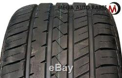 2 New Lionhart LH-Five 285/35ZR20 104Y All Season Ultra High Performance Tires
