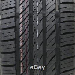 2 New Nankang Ns-25 All Season Uhp P225/40r18 Tires 2254018 225 40 18