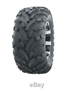2 New WANDA ATV Tires 25x10-12 25x10x12 /6PR P373 10244