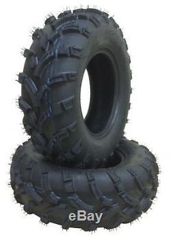 2 New WANDA ATV Tires AT 24x8-12 24x8x12 /6PR 10202 Mud