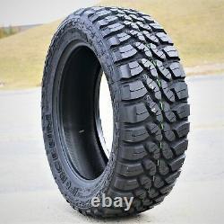 2 Tires Forceum M/T 08 Plus LT 235/75R15 LT 235/75R15 Load C 6 Ply MT Mud