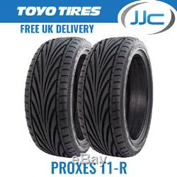 2 x 205/40/17 R17 84W Toyo Proxes T1R Performance Road Tyres
