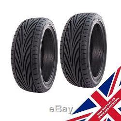 2 x 225/40/18 R18 92Y Toyo Proxes T1-R (T1R) Road/Track Day Tyres 2254018