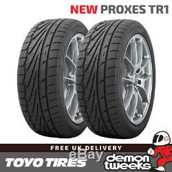 2 x 225/45/17 R17 94Y Toyo Proxes TR1 (TR1) Road Tyres 2254517 New T1R