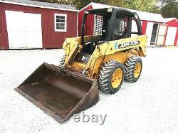 2004 John Deere 240 Skid Steer New Rims & Tires FREE 1000 MILE DELIVERY FROM KY