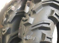 24x11-10 KENDA BEARCLAW K299 MUD SNOW ATV UTV TIRES (SET OF 2) 24x11x10 24-11-10