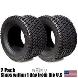 2PK 23x9.50-12 23x9.50x12 23x9.5-12 Turf Tire Kubota Toro Cub Cadet John Deere
