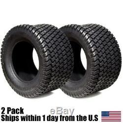 2PK Turf Lawn Mower 24x12.00-12 Tires 24x12x12 24x12-12 24x12.00-12 P332 4PR