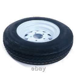 2Pcs 5.30-12 5Lug 6PR 1,045 LBS @ 80 PSI Trailer tires Offset 0