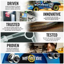 3 Full Lift Kit For 1995-1999 Chevy Tahoe 4WD Torsion Keys Blocks Shims Shocks