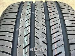 4 Atlas Tire Force UHP 235/40R19 96Y XL High Performance All Season Tires
