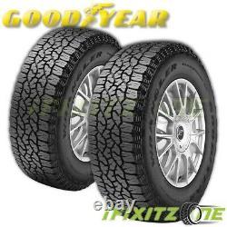 4 Goodyear Wrangler TrailRunner AT All-Terrain 235/75R15 105S M+S Truck Tires