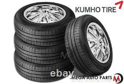 4 Kumho Solus TA31 195/65R15 91H All Season Touring Tires with60000 Mile Warranty