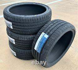 4 Lancaster LR-66 235/35ZR20 235/35R20 92W XL All Season High Performance Tires