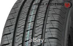 4 Lexani LXHT-206 275/55R20 117H SUV/Truck Premium Highway All Season M+S Tires