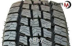 4 Lexani Terrain Beast AT 265/70R16 121/118S 10PLY/E All Terrain Truck/SUV Tires