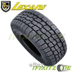 4 Lexani Terrain Beast AT LT275/70R18 125/122S All Terrain SUV Truck A/T LT Tire