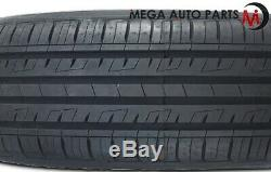 4 Lionhart LH-501 205/55R16 91V All Season Traction Performance Passenger Tires