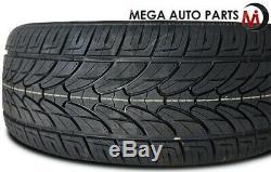 4 Lionhart LH-TEN 275/55R20 117V XL All Season M+S Performance SUV/Pickup Tires