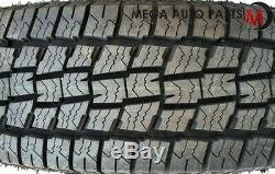 4 Lionhart LIONCLAW ATX2 275/55R20 113T M+S All Season + All Terrain Truck Tires