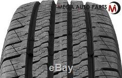 4 Lionhart Lionclaw HT P265/70R17 113T All Season Highway Performance Truck Tire