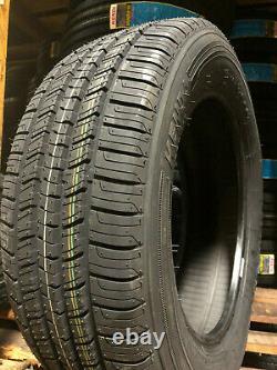 4 NEW 225/65R17 Kenda KR217 Premium Tires 225 65 17 2256517 R17 4 ply All Season