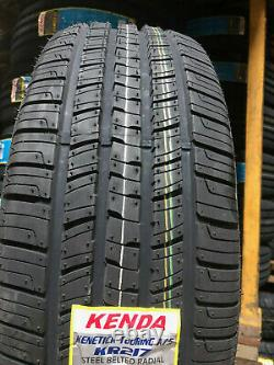 4 NEW 225/70R15 Kenda KR217 Tires 225 70 15 2257015 R15 4 ply All Season