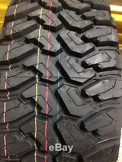 4 NEW 235/75R15 Centennial Dirt Commander M/T Mud Tires MT 235 75 15 R15 2357515