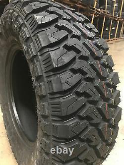 4 NEW 235/85R16 Centennial Dirt Commander M/T Mud Tires MT 235 85 16 R16 2358516